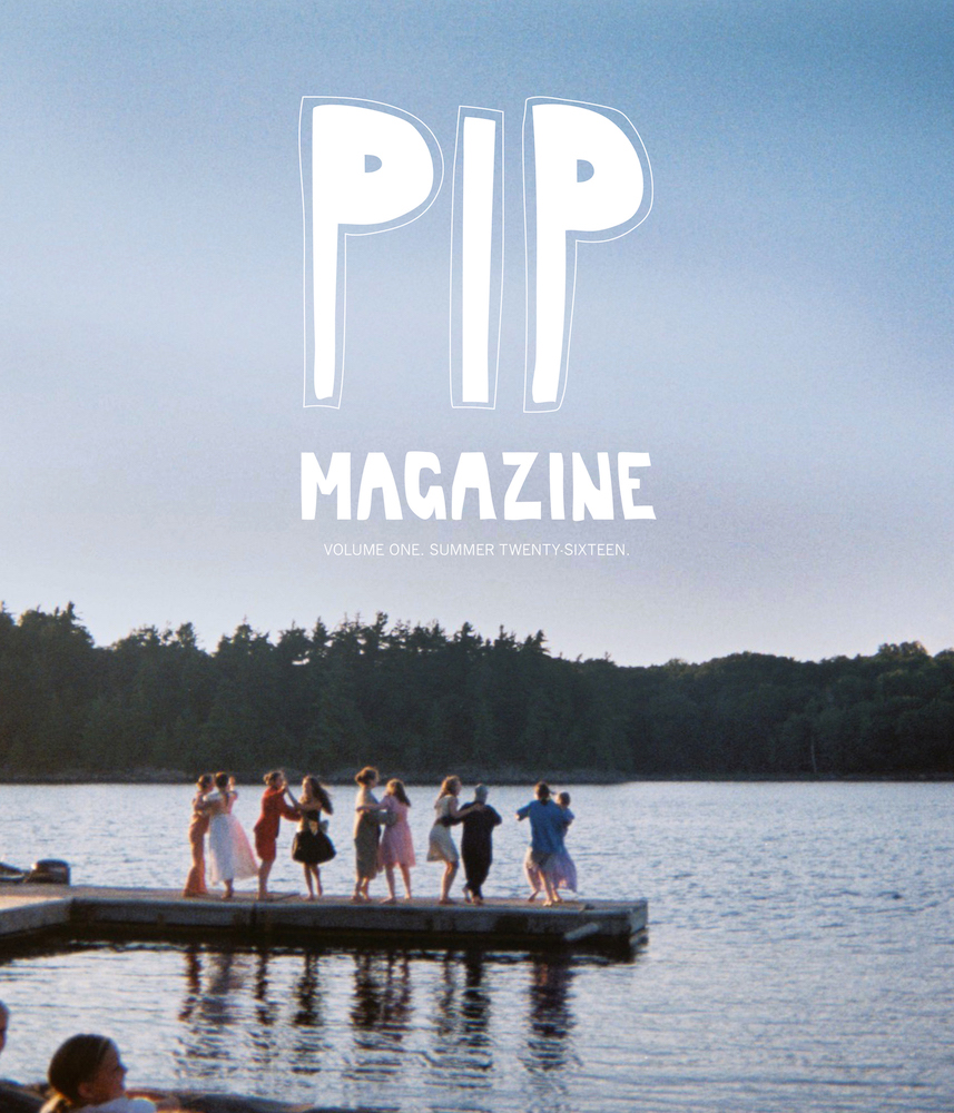 pip - volume 1 -COVER